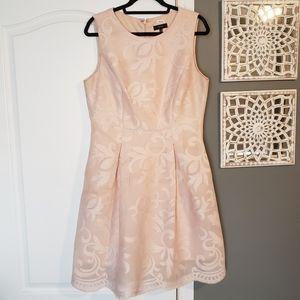 Jax Blush Lace Dress
